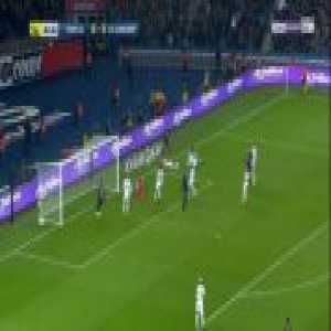PSG 9-0 Guingamp - Thomas Meunier 83'