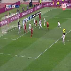 Roma [1]:0 Torino - Nicolò Zaniolo 15'