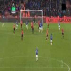 Southampton 2-1 Everton Gylfi Sigurdsson