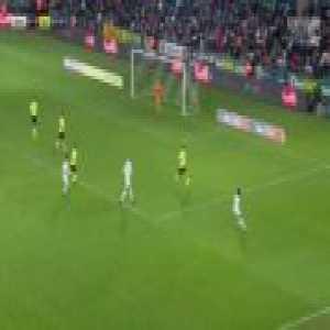 Swansea 1-0 Sheffield United - Oliver McBurnie 65'