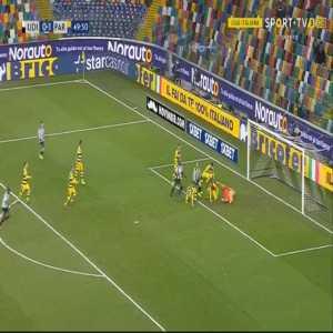 Udinese [1]-1 Parma - Stefano Okaka 50'