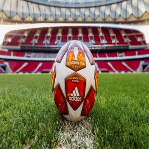 UEFA reveals the ball that will be used for the knockout stages of the Champions League
