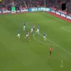 Ward-Prowse, Southampton [1] - 0 Everton