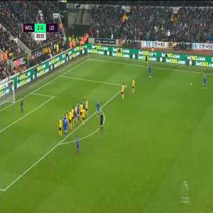 Wolves 3-[3] Leicester City: Morgan
