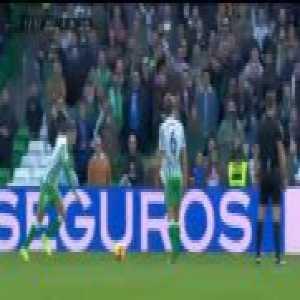Betis 1-0 Girona - Tello 12' Free kick