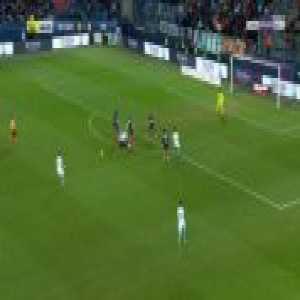 Caen 0-1 Marseille - Morgan Sanson 47'