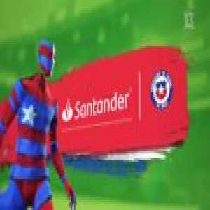 Campeonato Sudamericano Sub-20: Chile 1 - [2] Venezuela, 51' Jorge Yriarte