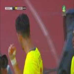 Campeonato Sudamericano Sub-20: Uruguay 1 - [1] Ecuador, 35' Leonardo Campana