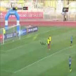 Campeonato Sudamericano Sub-20: Uruguay [2] - 1 Ecuador, 45' Agustín Dávila
