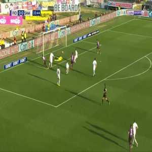 Fiorentina 1-0 Sampdoria - Luis Muriel 34'
