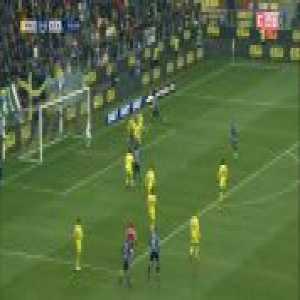 Frosinone 0-1 Atalanta - Gianluca Mancini 11'