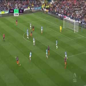 Huddersfield Town 0:[1] Manchester City - Danilo 18'