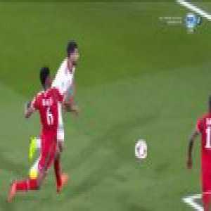 Iran 2-0 Oman - Ashkan Dejagah penalty 41'