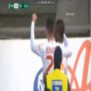 Padova 2-0 Hellas Verona - Jerry Mbakogu 53'