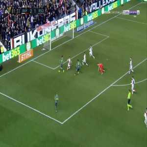 Rayo Vallecano 2-[2] Real Sociedad - Willian Jose 82'