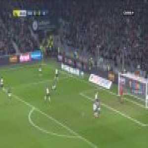 Saint-Etienne 1-0 Lyon - Romain Hamouma 21'