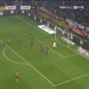 Trabzonspor 0-1 Basaksehir - Irfan Kahveci 32'