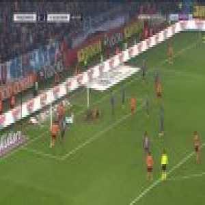 Trabzonspor 0-3 Basaksehir - Caleb Ekuban OG 48'