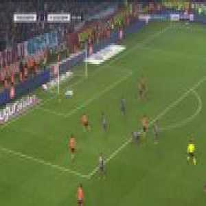 Trabzonspor 2-[4] Basaksehir - Edin Visca 86'
