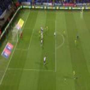 Bolton 0-1 West Brom: Jay Rodriguez