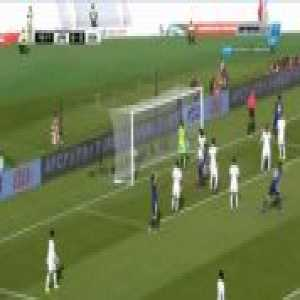 Japan 1-0 Saudi Arabia - Takehiro Tomiyasu 20'