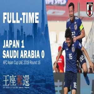 Japan advance to quarterfinal vs Vietnam after eliminating Saudi Arabia from Asian Cup.