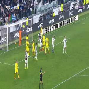 Juventus 3-0 Chievo - Daniele Rugani 84'