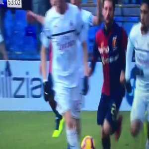Paqueta skill vs Genoa