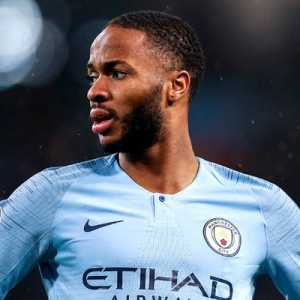Raheem Sterling shares a video of himself running down the wing