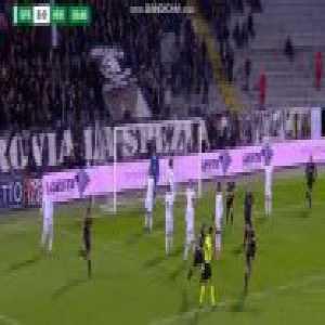Spezia 0-1 Venezia - Maurizio Domizzi 60'
