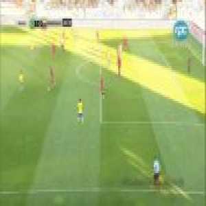 Sudamericano Sub20: Brazil [1] - 0 Venezuela, 39' Rodrygo
