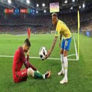 When Football Stars Respect Each Other - Ronaldo, Messi, Neymar ● Amazing Moments