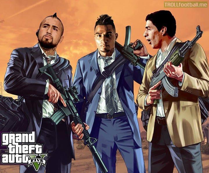Grand Theft Auto: Barcelona version