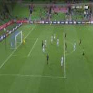 Melbourne City 2 - [3] Western Sydney Wanderers - Jaushua Sotirio