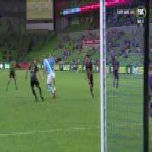 Melbourne City [3] - 3 Western Sydney Wanderers - Ritchie De Laet