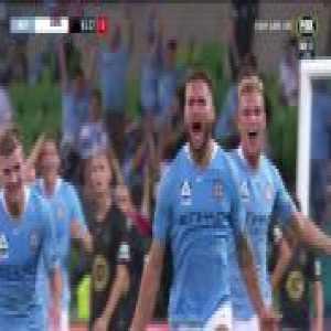 Melbourne City [4] - 3 Western Sydney Wanderers - Bart Schenkeveld