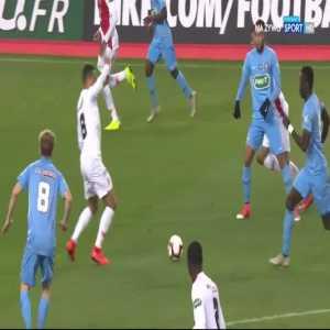 Monaco 0:[1] Metz - Gauthier Hein 32' (replays)