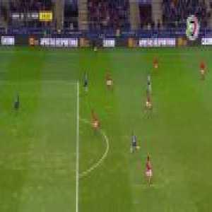 Porto 1-0 Benfica - Yacine Brahimi 24'