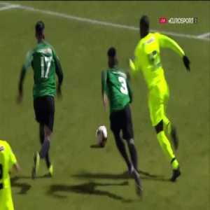 Sète 0 vs 1 Lille - Full Highlights & Goals