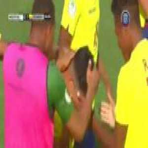 Sudamericano Sub 20: Argentina 0 - [1] Ecuador, 54' Alexander Alvarado