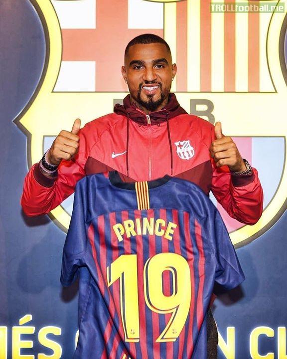 The Fresh Prince of Camp Nou 👑