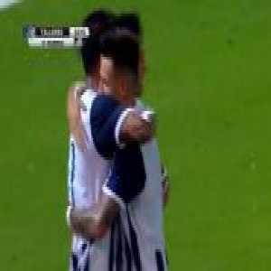 Torneo de Verano: Talleres 2 - Belgrano 0, Awesome goal by Dayro Moreno