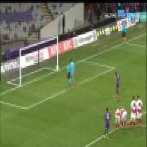 Toulouse [4]:4 Stade Reims - Max Gradel 120' (penalty)