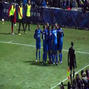 Villefranche 2 vs 0 Les Herbiers - Full Highlights & Goals