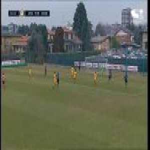Atalanta Primavera 2-0 Roma Primavera - Ebrima Colley 63'