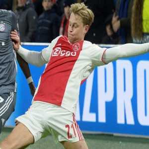 Barcelona are paying up to €90m for Frenkie De Jong, according to De Telegraaf. Since Neymar left FC Barcelona will have spent almost €600m. But they have also sold players for over €400m.