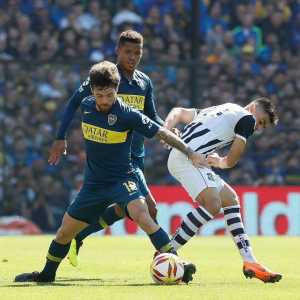 Boca has ended negotiations with Cagliari over a Nahitan Nandez transfer.
