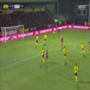 Burton 0 - 1 Manchester City, Aguero