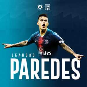 [ParisUnited] Negotiations were advanced this morning for Paredes with a willingness to conclude tonight. The 2 clubs agree on the price, €40m+5m of bonuses. Joint intention to settle this quickly whether it is positive or not.