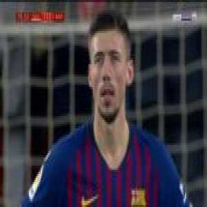 Sevilla 2-0 Barcelona (2-0 on agg): Ben Yedder